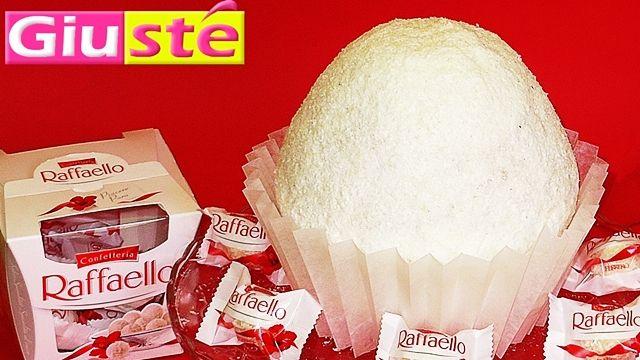 <p>Dans cette vidéo inspirée au Raffaello (la praline de noix de coco, produite par Ferrero) vous trouverez la recette du gâteau façon Raffaello géant. Pour la crême à la noix de coco : – 600ml de lait – 130g de sucre – 70g de noix de coco rapée – 70g …</p>