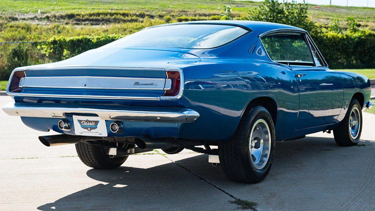 1967 Plymouth Barracuda For Sale Near Cedar Rapids Iowa 52404 Classics On Autotrader Plymouth Barracuda Classic Cars Muscle Plymouth Muscle Cars
