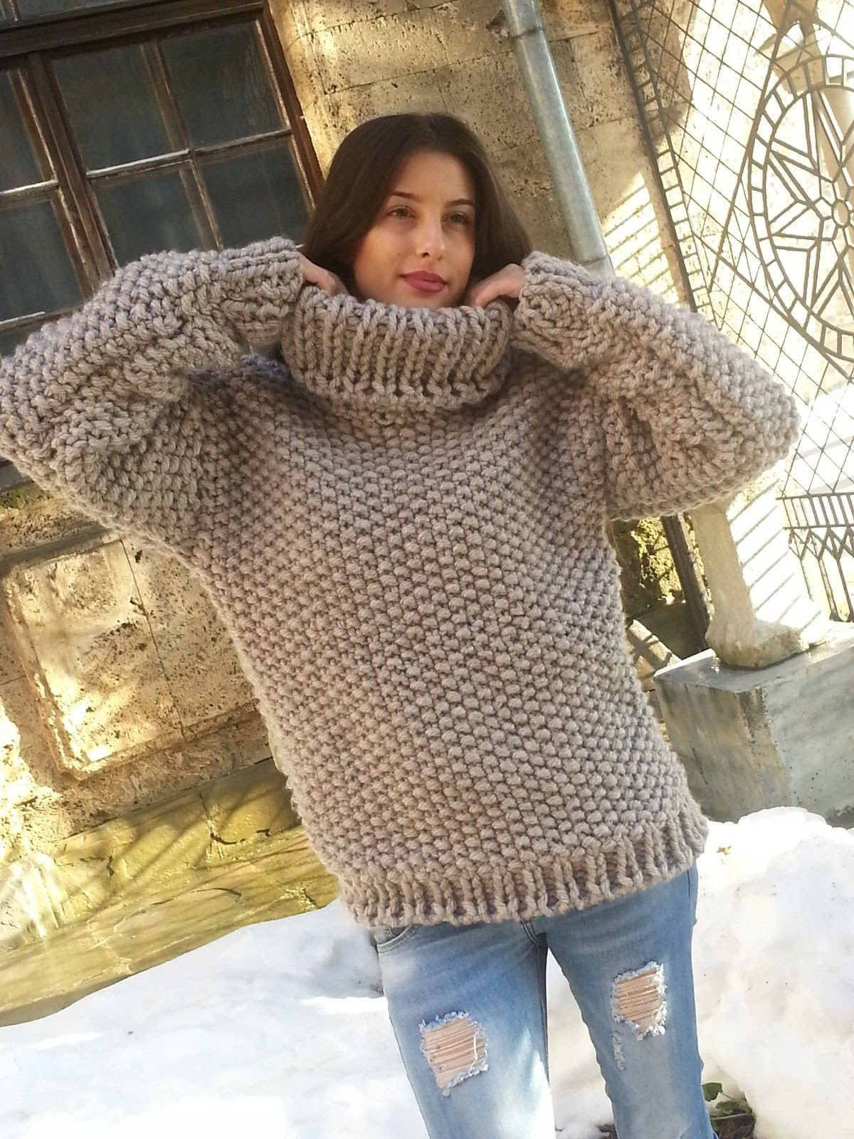 fetish Womens sweaters as a