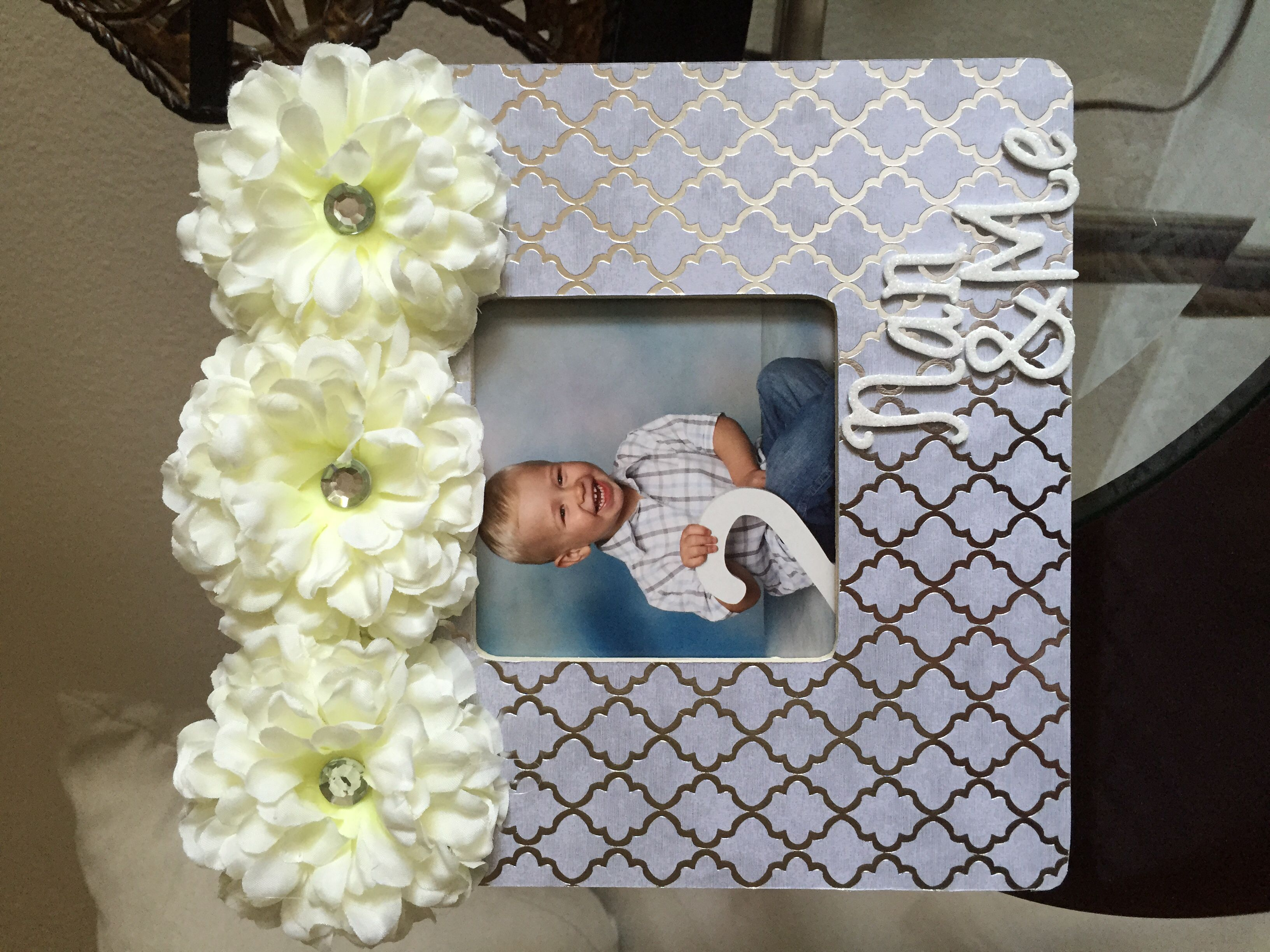 Personalized Mother\'s Day frame, for a personal name like grandma ...