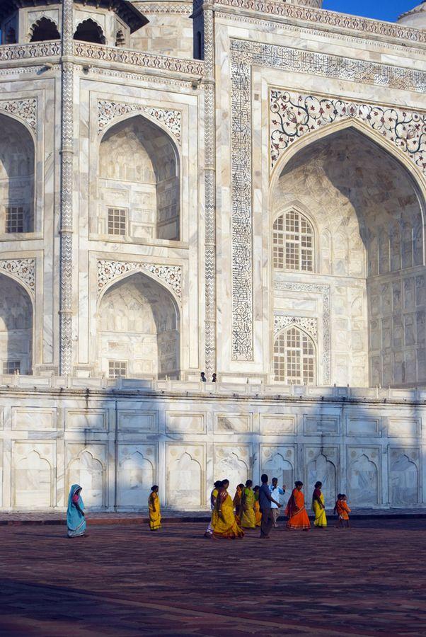 Agra, India by Cris Latorre