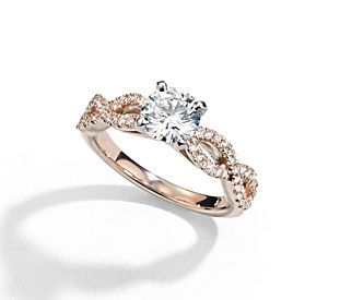 Start With A Setting jewelery Pinterest Engagement Ring and