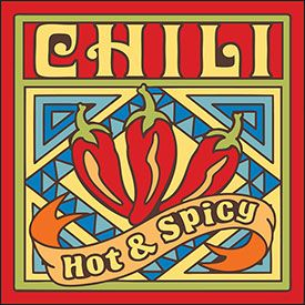 Decorative Tiles To Hang With These Colorful Chili Pepper Ceramic Tiles You Can Hang Them