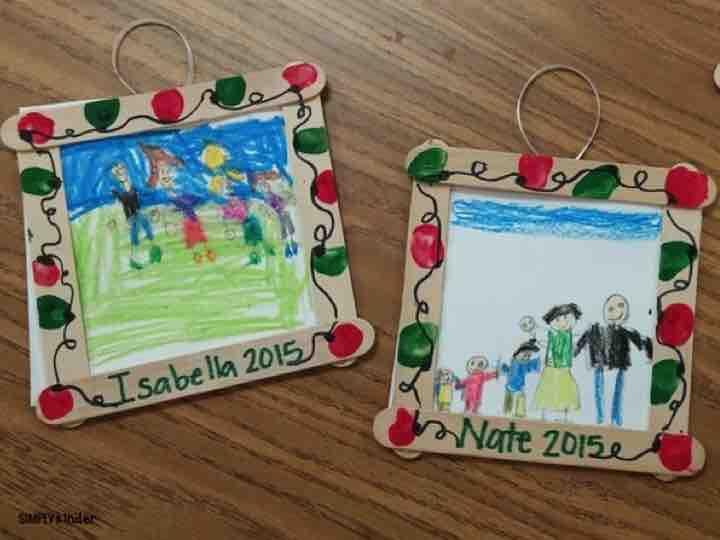 Kindergarten Christmas Gift Ideas Simply Kinder Kindergarten Christmas Crafts Christmas Kindergarten Christmas Gifts For Parents