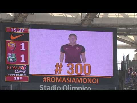 Roma - Sassuolo 2-2 - Matchday 4 - ENG - Serie A TIM 2015/16 - YouTube