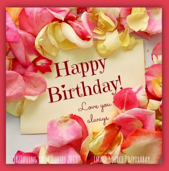happy birthday ms diane i hope you have the most wonderful birthday ever may god bless you now and always i love you paula