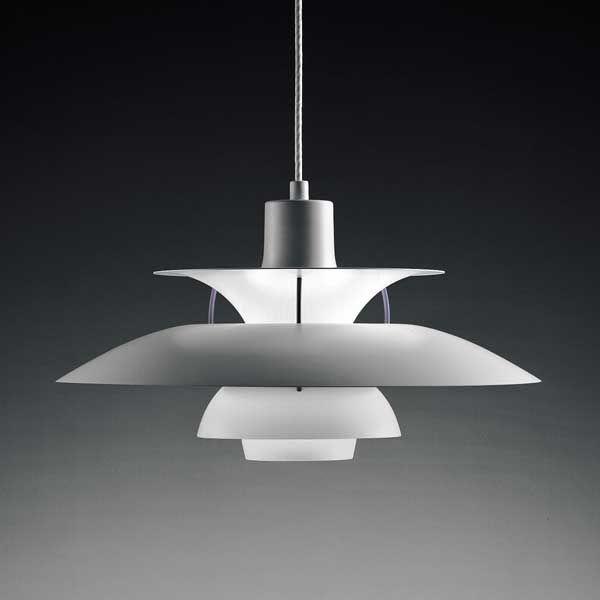 lampe white open box taklampe designer arne jacobsen. Black Bedroom Furniture Sets. Home Design Ideas