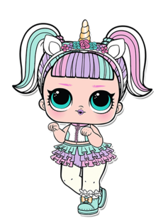 Unicorn Lol Dolls Unicorn Surprise Unicorn Doll