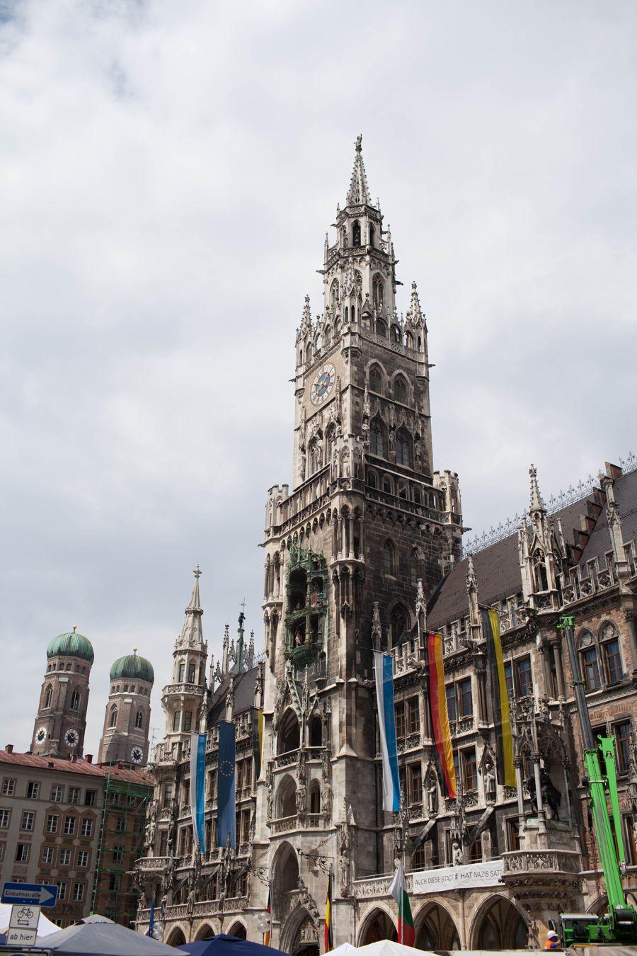 Three Days In Munich Entouriste Germany Travel Germany Germany Vacation