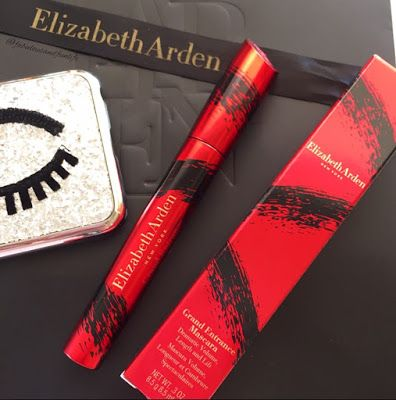 Fabulous and Fun Life: Elizabeth Arden Grand Entrance Mascara New Product...