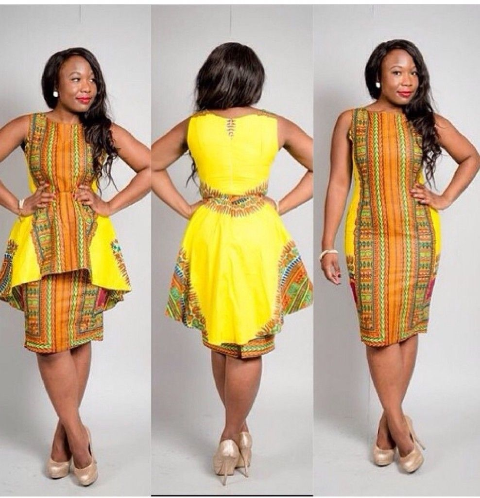 Loving The Design Latest African Fashion African Prints
