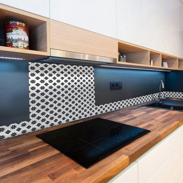 Quelle Crédence Pour Ma Cuisine Plinthes Crédence Et Hotte - Plinthe pour meuble de cuisine pour idees de deco de cuisine