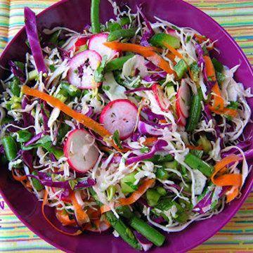Что приготовить из салаты из свежей капусты рецепты