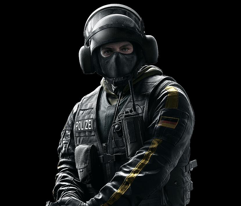Tom Clancy S Rainbow Six Siege Agent Bandit Ubisoft Rainbow Six Siege Art Tom Clancy S Rainbow Six Rainbow 6 Seige