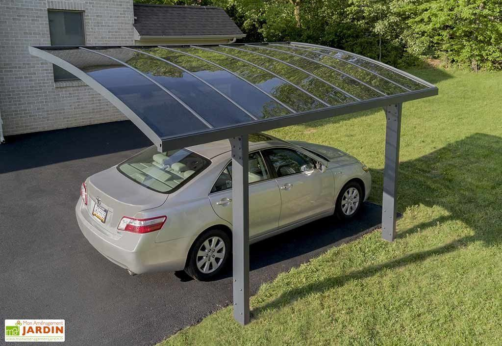 Carport en Aluminium Autoportant Arizona Breeze 495 x 300