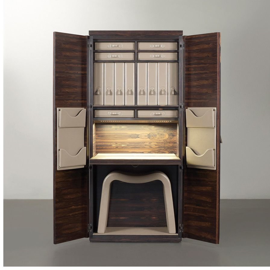 luxury wooden furniture storage. Cabinet Storage · #Stanley #cabinet #Promemoria. Inspiried By Stanley Kubrick. #luxury #furniture Luxury Wooden Furniture