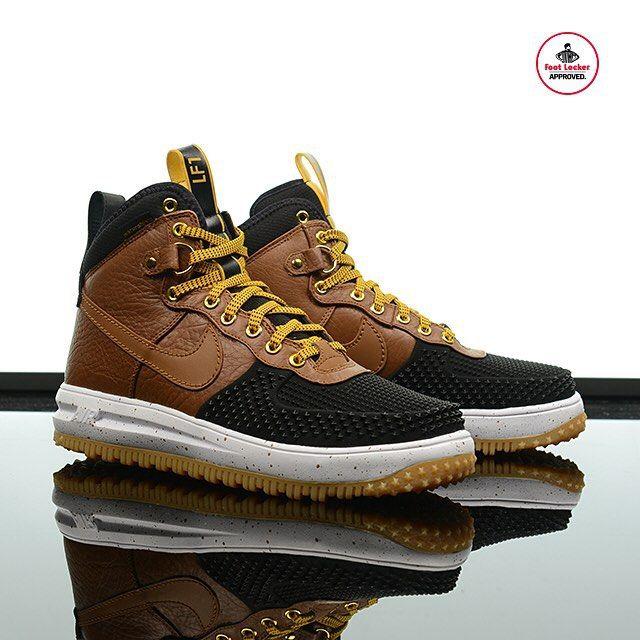 Light Tan #Nike Lunar Force 1 Duckboot
