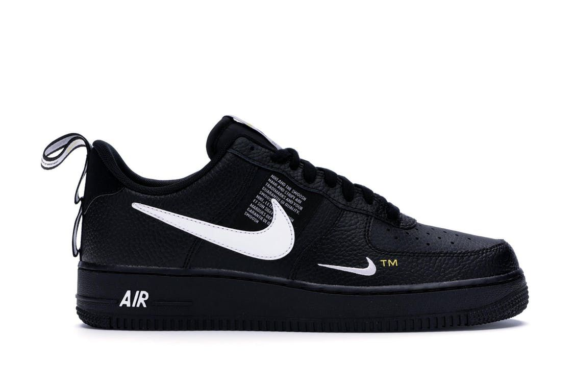 fcf92371 Check out the Air Force 1 Low Utility Black White available on StockX