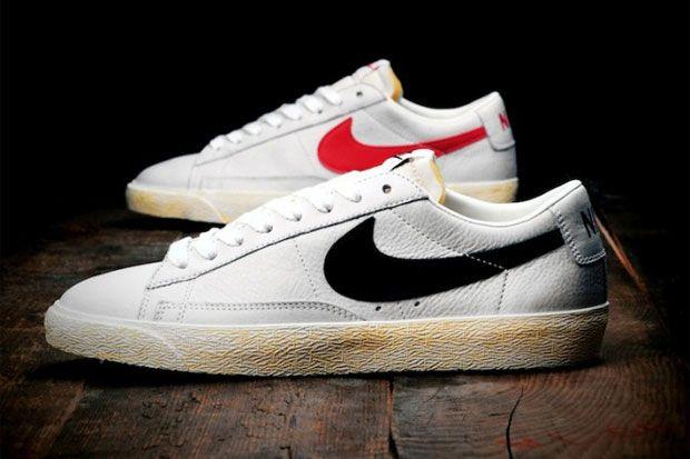 pretty nice aa7c9 05c41 Nike Blazer Low Vintage Premium Printemps Été 2012