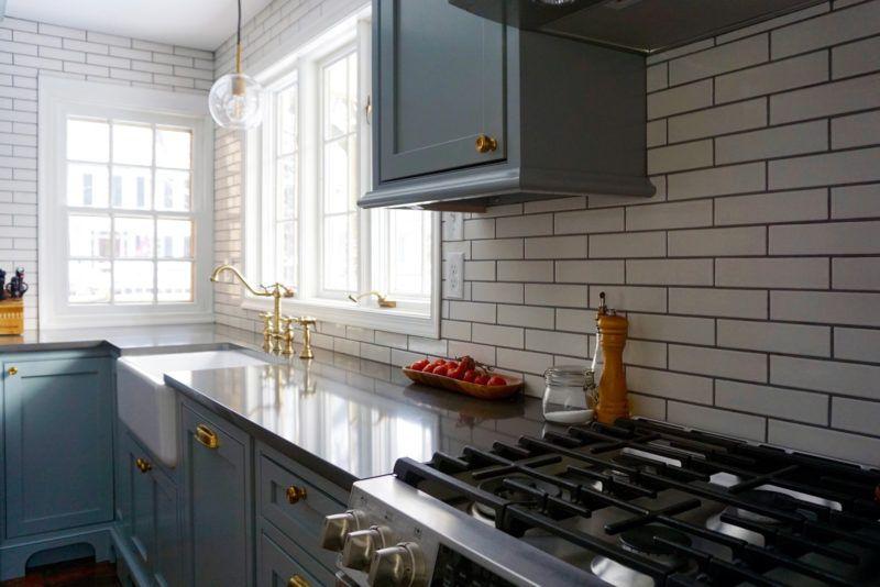 Timeless In Tusk Fireclay Tile White Kitchen Tiles Kitchen Wall Tiles Brick Kitchen