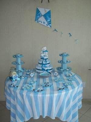 Cómo Decorar La Mesa Principal Del Baby Shower Fiestas