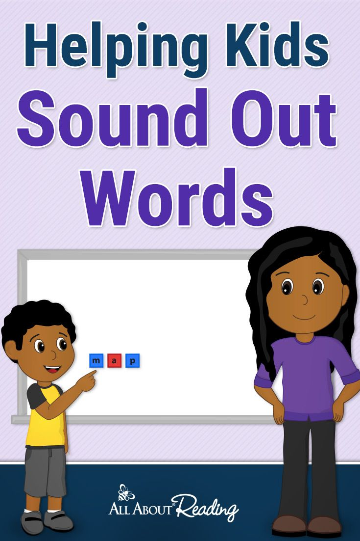 Teaching Sounding Out Words