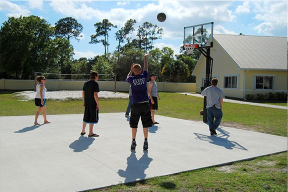 At Florida Center for Recovery we understand the key health benefits of exercise and we incorporate sports activities into our addiction treatment program. The natural production of endorphins helps in regulating brain chemistry which than regulates mood swings and cravings.