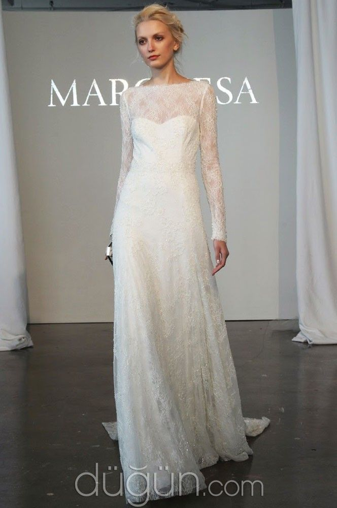 Marchesa | bridetobe | Pinterest