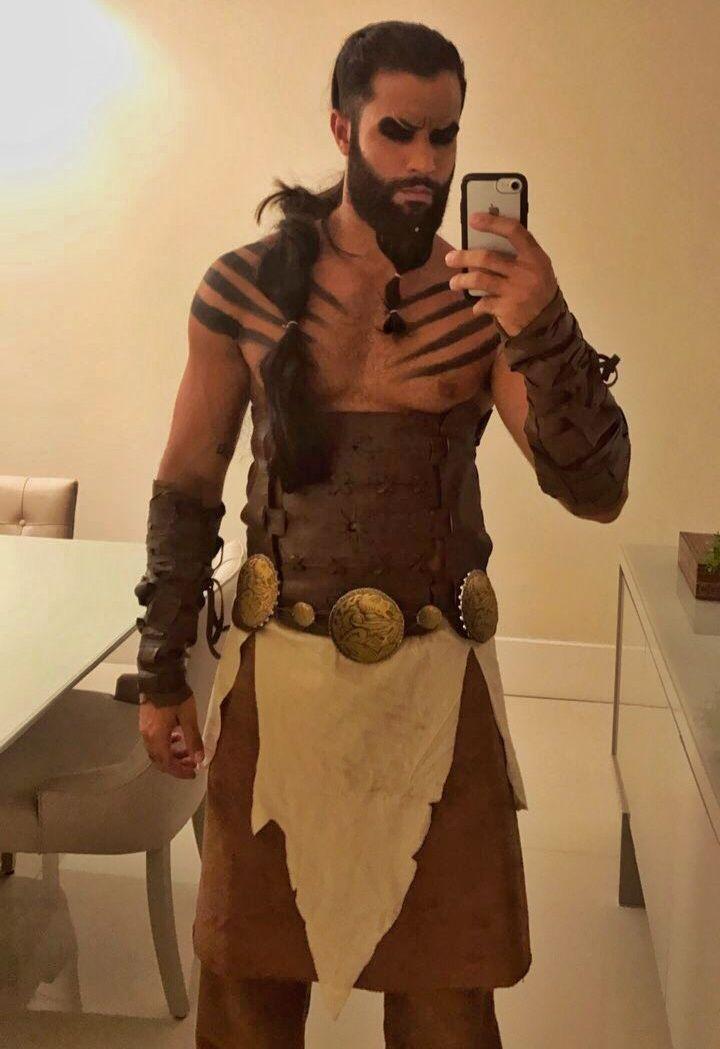 Khal drogo costume | K...