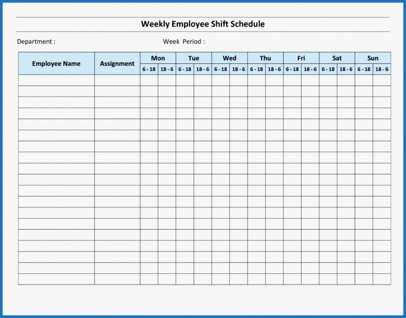 Blank Monthly Work Schedule Template Unique 008 Monthly Employee Schedule Template Excel Ideas W In 2020 Schedule Templates Schedule Template Monthly Schedule Template