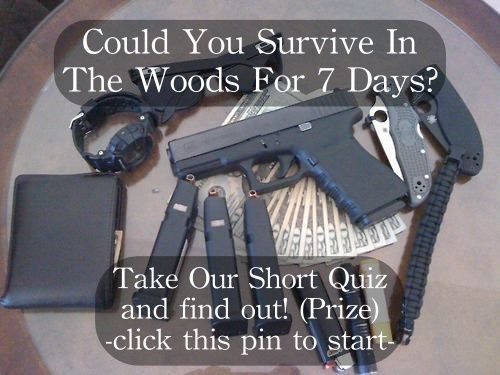 Photo of Would you last in the wilderness for 7 days? 🧐 Tap the pin and take our inter…