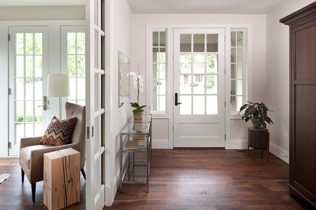 front door w sidelights - Google Search