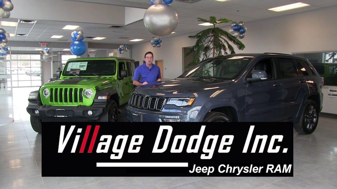 Village Dodge Hudson Ny Sign Drive Jeep Wagoner Promotion