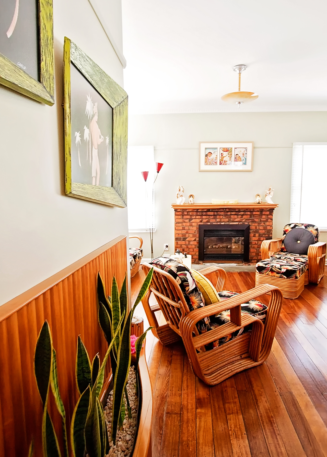 A Fabulous '50s Suburban Melbourne Home Melbourne house