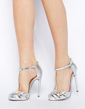 PRACTICED High Heels