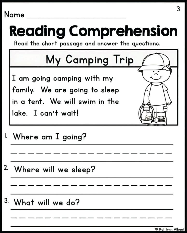 It is a graphic of Canny Free Printable 1st Grade Reading Worksheets