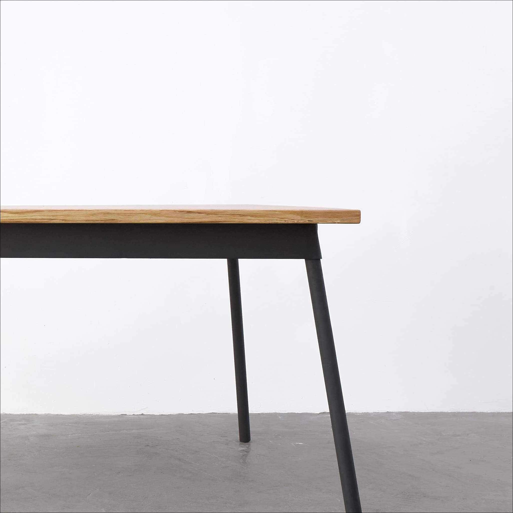 Extendable Dining Table Mid Century Modern Inspired Buttercup