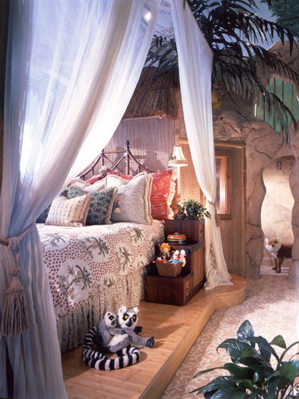 Magical Jungle Room Jungle Bedroom Theme Bedroom Themes