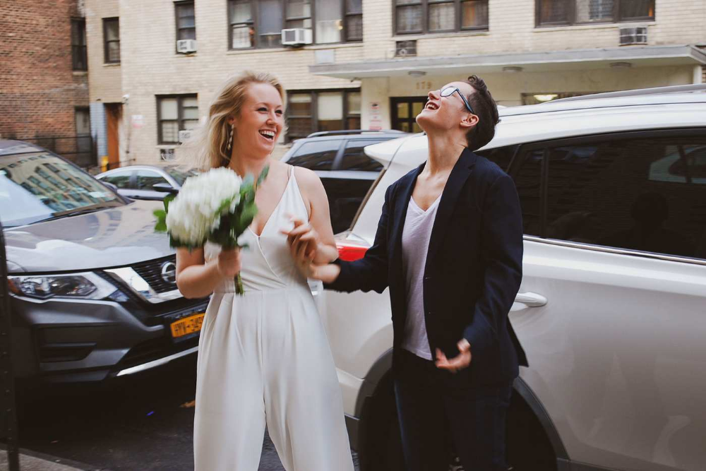 An Oral History of a Socially Distanced Wedding in 2020