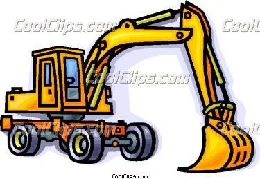 construction equipment clip art equipment pinterest rh pinterest com  heavy construction equipment clipart