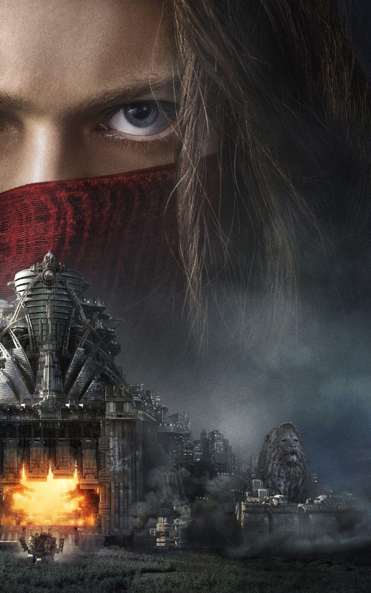 Mortal Engines Hd Wallpapers 7wallpapers Net Mortal Engines Full Movies Online Free Free Movies Online