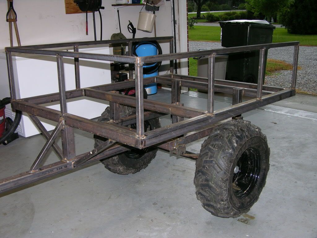 Anyone make or have plans for atv trailer atv stuff for Table 6 2 specification for highway works