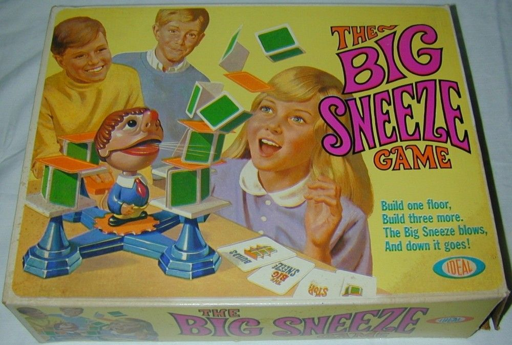 IDEAL: 1968 The Big Sneeze Game