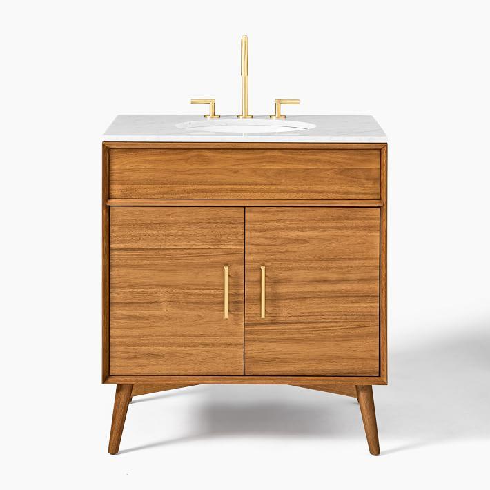 30++ 24 inch vanity wood model