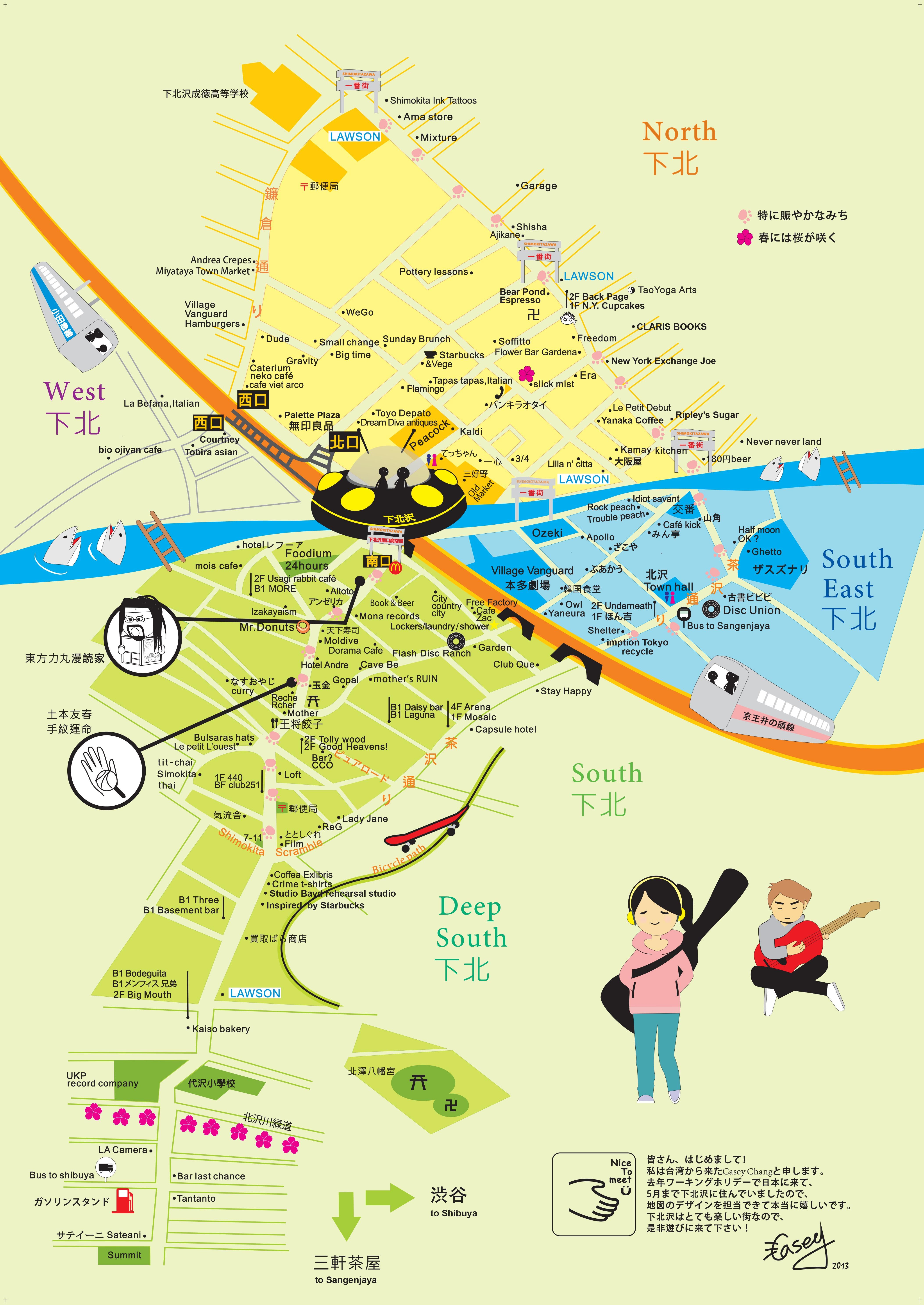 All about japan travel