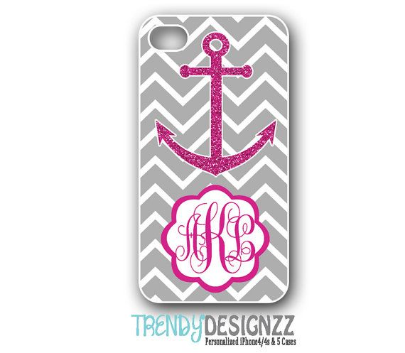 Personalized iPhone4 case iPhone 4s case iPhone5 by TrendyDesignzz, $18.00