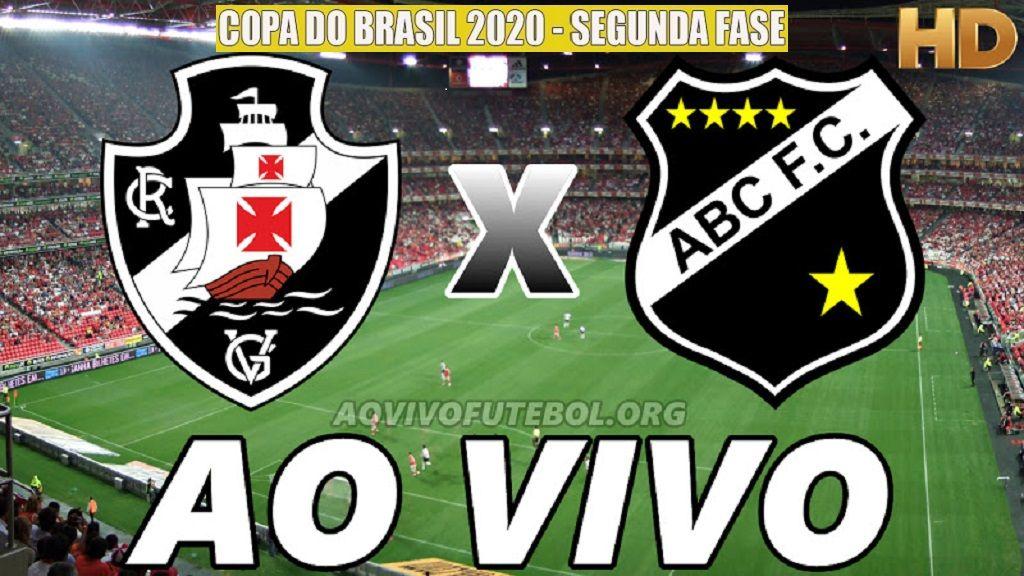 Assistir Jogo Do Vasco X Abc Rn Ao Vivo Na Tv E Online Em 2020