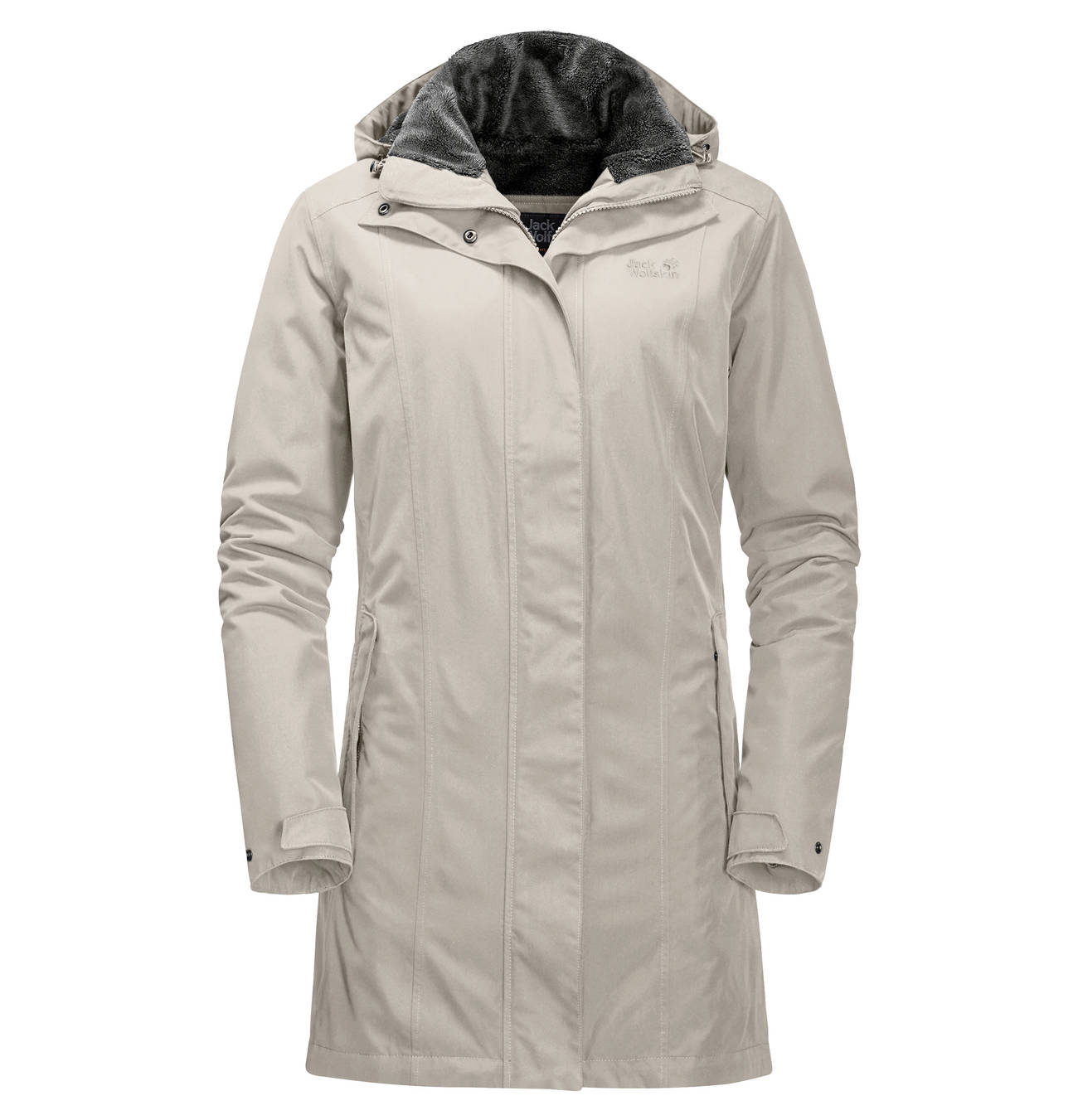 Madison Jack Mantel Damen Wolfskin Avenue D9IEH2W