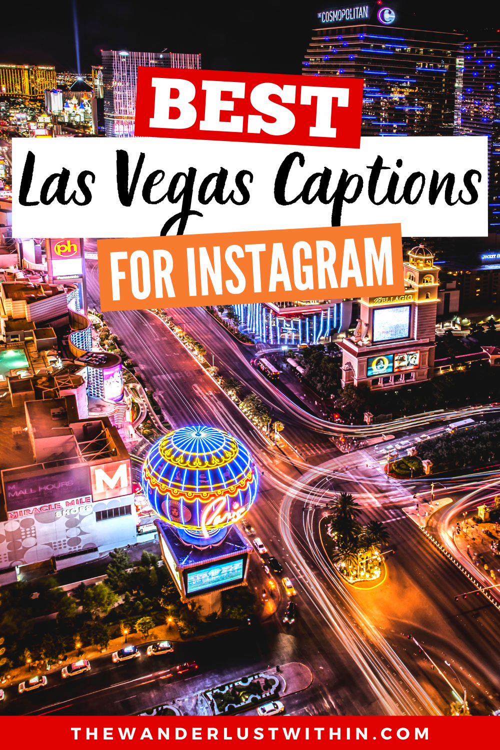 75 Best Las Vegas Quotes And Captions For Instagram 2021 The Wanderlust Within Vegas Quotes Las Vegas Quotes Instagram Captions