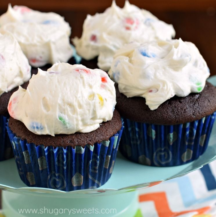 most delicious chocolate cupcakes